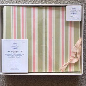Scrapbook Kit Simply Shabby Chic NWT